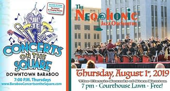 Neophonic Jazz Orchestra in Baraboo