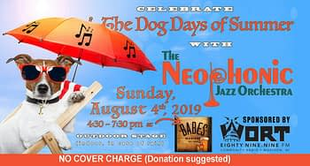 Neophonic Jazz Orchestra at Babes